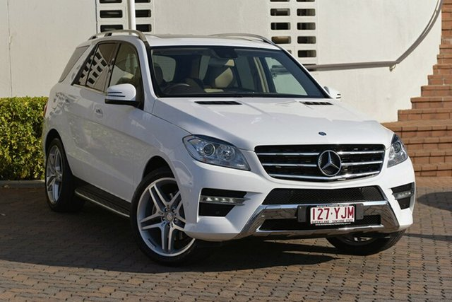 Discounted Used Mercedes-Benz ML250 BlueTEC 7G-Tronic +, Southport, 2015 Mercedes-Benz ML250 BlueTEC 7G-Tronic + SUV
