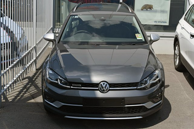 Demonstrator, Demo, Near New Volkswagen Golf Alltrack DSG 4MOTION 135TDI Premium, Southport, 2018 Volkswagen Golf Alltrack DSG 4MOTION 135TDI Premium Wagon