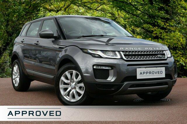 Used Land Rover Range Rover Evoque TD4 180 SE, Osborne Park, 2018 Land Rover Range Rover Evoque TD4 180 SE Wagon
