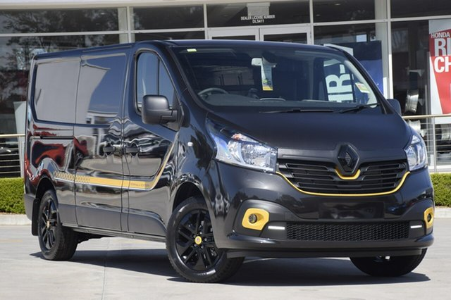 Discounted Demonstrator, Demo, Near New Renault Trafic Formula Edition Low Roof LWB, Southport, 2018 Renault Trafic Formula Edition Low Roof LWB Van