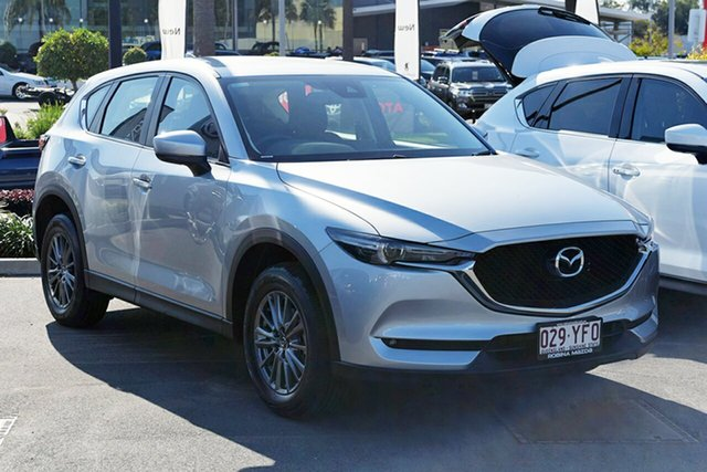 Demonstrator, Demo, Near New Mazda CX-5, Southport, 2018 Mazda CX-5 Wagon