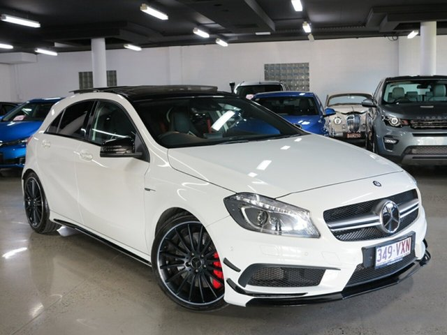 Used Mercedes-Benz A45 AMG SPEEDSHIFT DCT 4MATIC, Albion, 2013 Mercedes-Benz A45 AMG SPEEDSHIFT DCT 4MATIC Hatchback