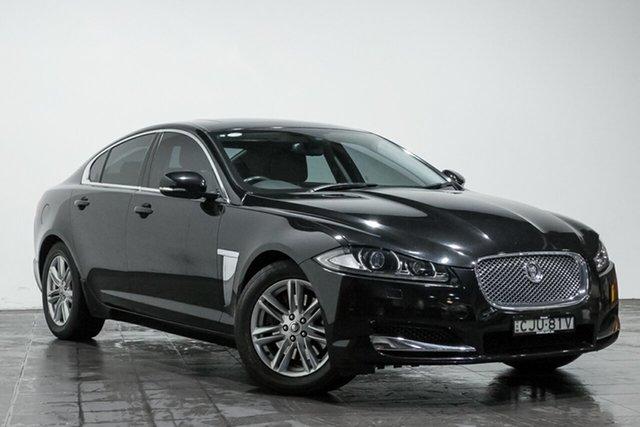Used Jaguar XF Luxury, Rozelle, 2012 Jaguar XF Luxury Sedan
