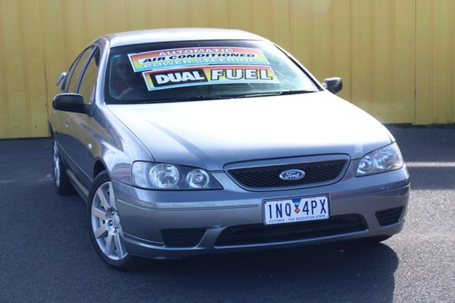 Discounted Used Ford Falcon SR, Cheltenham, 2006 Ford Falcon SR Sedan