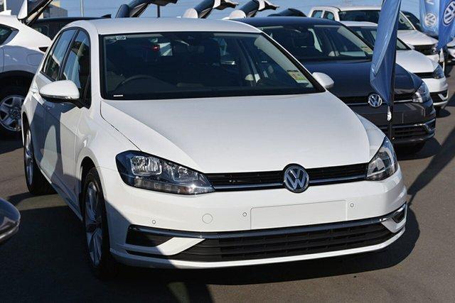 New Volkswagen Golf 110TSI DSG Comfortline, Southport, 2018 Volkswagen Golf 110TSI DSG Comfortline Hatchback