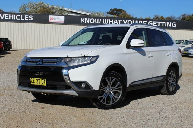 Used Mitsubishi Outlander LS (4x2), Southport, 2015 Mitsubishi Outlander LS (4x2) Wagon
