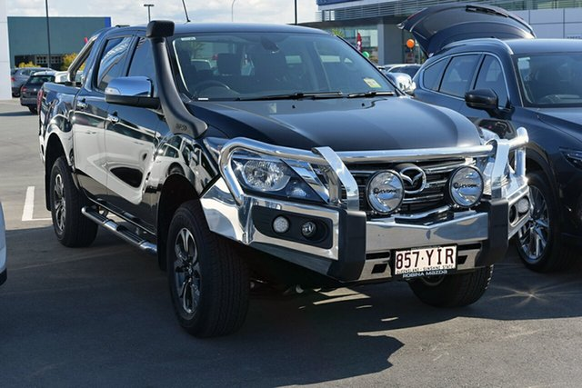 Demonstrator, Demo, Near New Mazda BT-50, Southport, 2018 Mazda BT-50 Utility