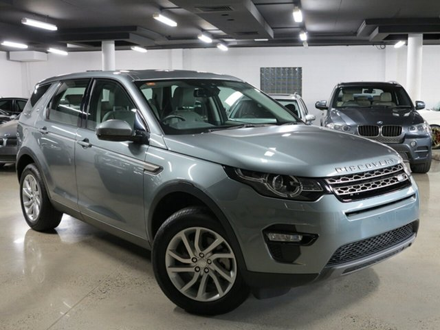 Used Land Rover Discovery Sport Td4 SE, Albion, 2015 Land Rover Discovery Sport Td4 SE Wagon