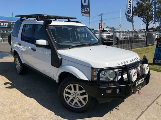 Used Land Rover Discovery 4 TDV6, Mulgrave, 2010 Land Rover Discovery 4 TDV6 Wagon