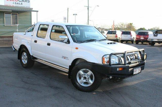 Used Nissan Navara ST-R, Tingalpa, 2013 Nissan Navara ST-R Utility