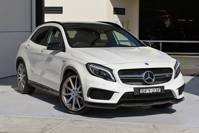 Used Mercedes-Benz GLA 45 AMG 4MATIC AMG SPEEDSHIFT DCT 4MATIC, Southport, 2016 Mercedes-Benz GLA 45 AMG 4MATIC AMG SPEEDSHIFT DCT 4MATIC Wagon