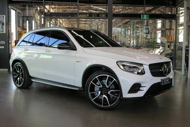 Used Mercedes-Benz GLC43 AMG 9G-TRONIC 4MATIC, North Melbourne, 2016 Mercedes-Benz GLC43 AMG 9G-TRONIC 4MATIC Wagon