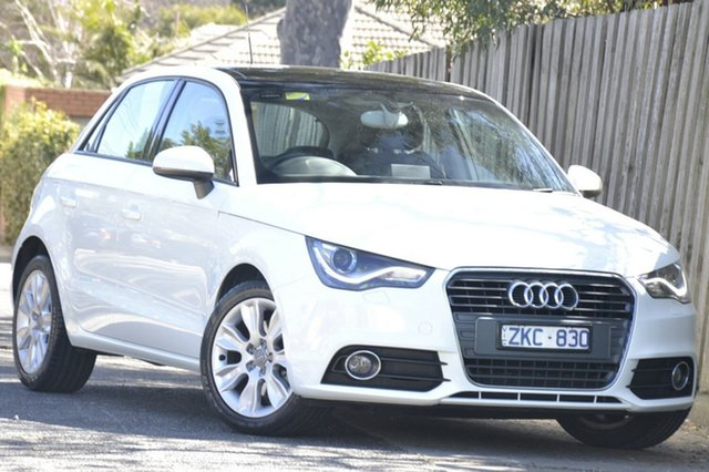 Used Audi A1 Ambition Sportback S tronic, Clayton, 2012 Audi A1 Ambition Sportback S tronic Hatchback