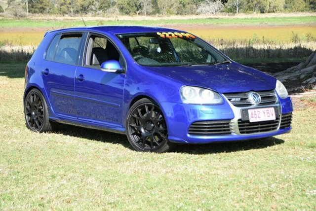 Used Volkswagen Golf R32 DSG 4MOTION, Southport, 2006 Volkswagen Golf R32 DSG 4MOTION Hatchback
