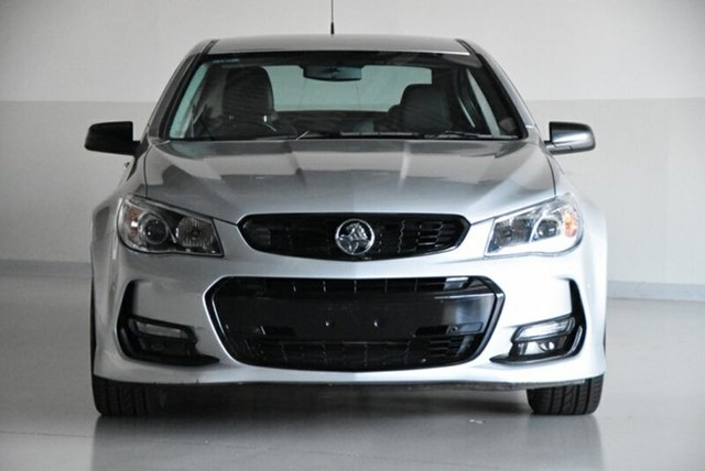 Used Holden Commodore SV6 Black, Southport, 2016 Holden Commodore SV6 Black Sedan