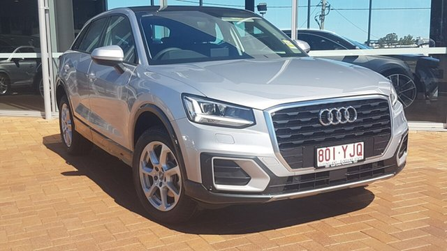 Discounted Demonstrator, Demo, Near New Audi Q2 design S Tronic, Toowoomba, 2018 Audi Q2 design S Tronic Wagon