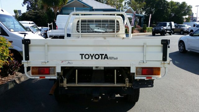 Used Toyota Landcruiser GX, Acacia Ridge, 2014 Toyota Landcruiser GX VDJ79R MY13 Cab Chassis