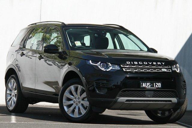 Demonstrator, Demo, Near New Land Rover Discovery Sport TD4 110kW SE, Malvern, 2017 Land Rover Discovery Sport TD4 110kW SE Wagon