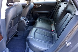 2011 Audi A7 Sportback S tronic quattro Hatchback.