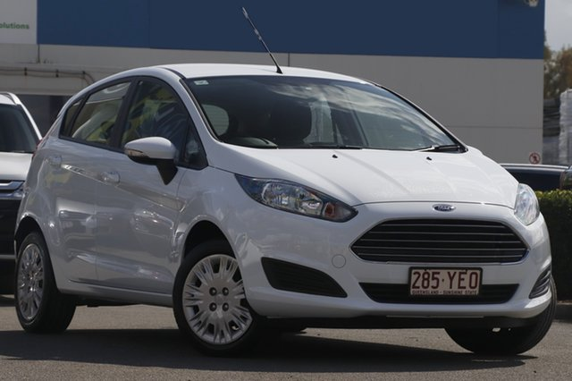 Used Ford Fiesta Ambiente, Bowen Hills, 2016 Ford Fiesta Ambiente Hatchback