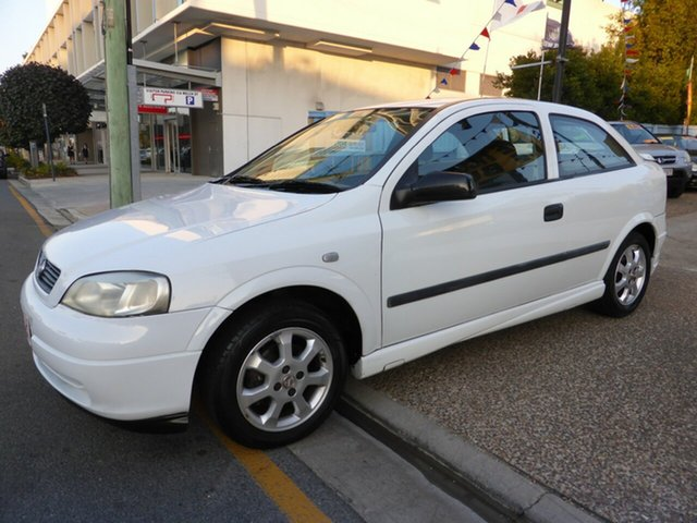 Used Holden Astra SRi, Southport, 2003 Holden Astra SRi Hatchback