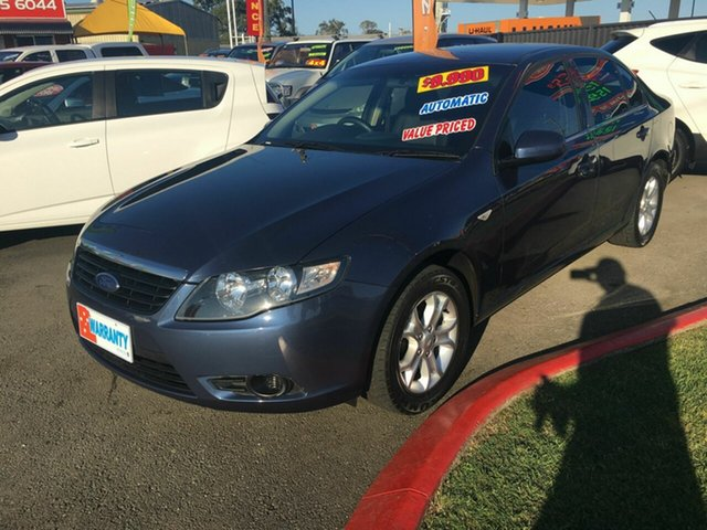 Used Ford Falcon XT, Capalaba, 2009 Ford Falcon XT Sedan