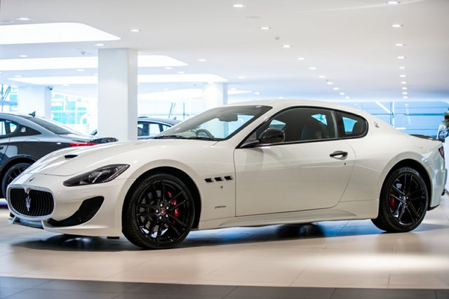 Discounted Demonstrator, Demo, Near New Maserati Granturismo Special Edition MC-Shift, Artarmon, 2017 Maserati Granturismo Special Edition MC-Shift Coupe