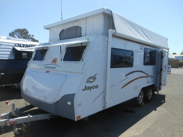 Discounted Used Jayco Discovery 17.55-4, Pialba, 2012 Jayco Discovery 17.55-4 Pop-top