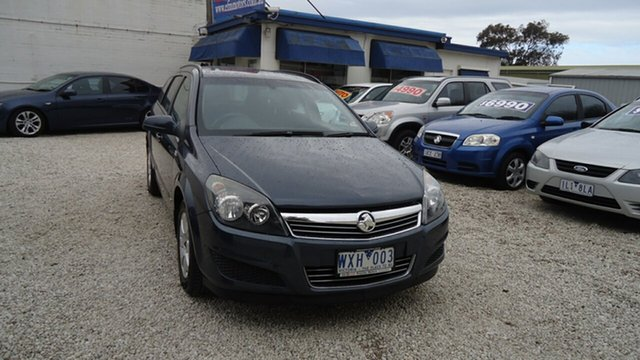 Used Holden Astra CD, Seaford, 2009 Holden Astra CD Wagon
