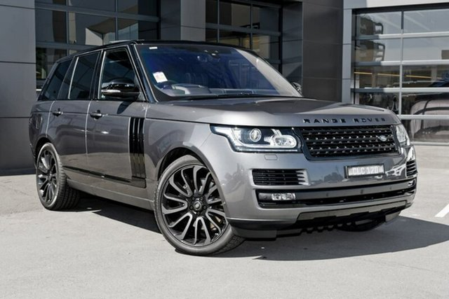 Used Land Rover Range Rover V8SC Autobiography, Artarmon, 2017 Land Rover Range Rover V8SC Autobiography Wagon