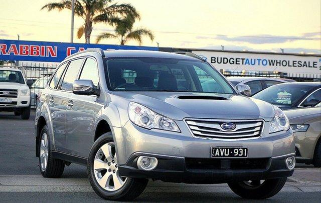 Used Subaru Outback 2.0D AWD Premium, Cheltenham, 2010 Subaru Outback 2.0D AWD Premium Wagon