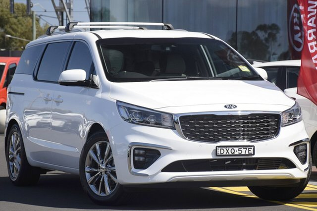 Demonstrator, Demo, Near New Kia Carnival Platinum, Narellan, 2018 Kia Carnival Platinum Wagon