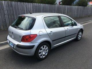 2004 Peugeot 307 2.0 HDI Hatchback.