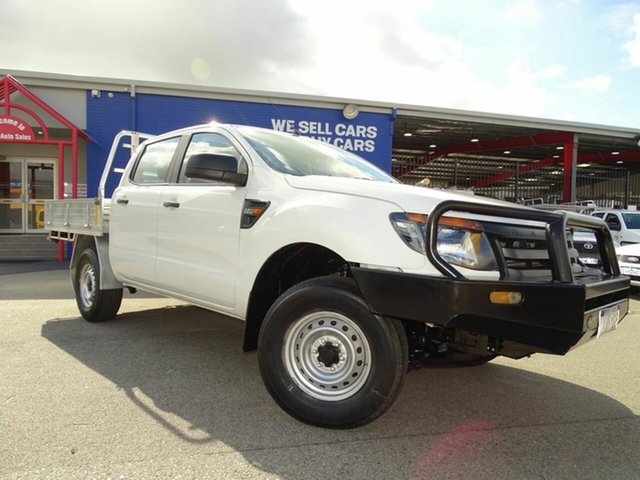 Used Ford Ranger XL Double Cab 4x2 Hi-Rider, Welshpool, 2012 Ford Ranger XL Double Cab 4x2 Hi-Rider Cab Chassis