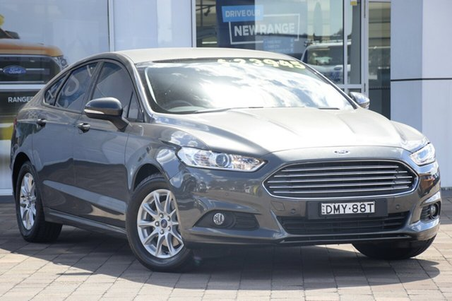 Used Ford Mondeo Ambiente PwrShift, Warwick Farm, 2016 Ford Mondeo Ambiente PwrShift Hatchback