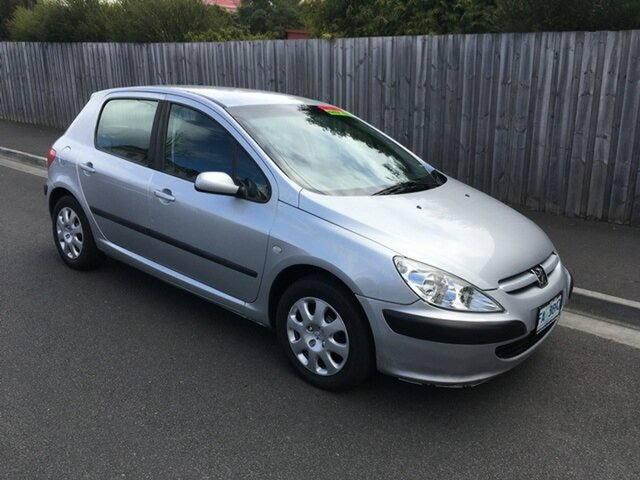 Used Peugeot 307 2.0 HDI, North Hobart, 2004 Peugeot 307 2.0 HDI Hatchback