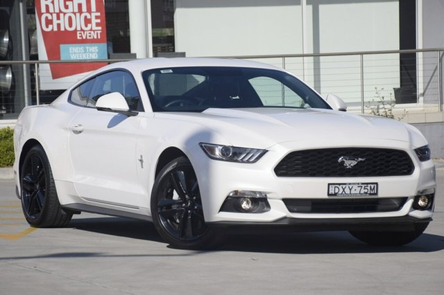 Used Ford Mustang Fastback SelectShift, Narellan, 2017 Ford Mustang Fastback SelectShift Fastback