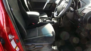 2016 Toyota Landcruiser Prado GXL Wagon.