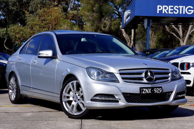 Used Mercedes-Benz C250 CDI Avantgarde 7G-Tronic +, Balwyn, 2013 Mercedes-Benz C250 CDI Avantgarde 7G-Tronic + Sedan