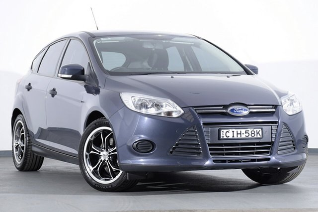 Used Ford Focus Ambiente, Narellan, 2012 Ford Focus Ambiente Hatchback