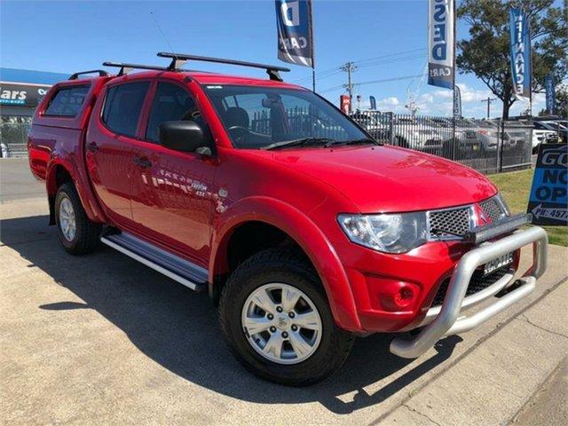 Used Mitsubishi Triton GL-R, Mulgrave, 2012 Mitsubishi Triton GL-R Utility