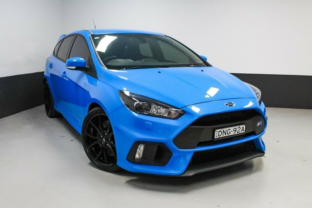 Used Ford Focus RS AWD, Cardiff, 2017 Ford Focus RS AWD Hatchback