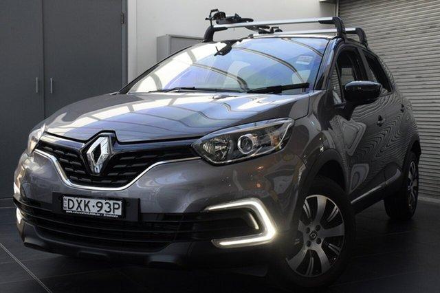 Used Renault Captur ZEN, Brookvale, 2017 Renault Captur ZEN Hatchback