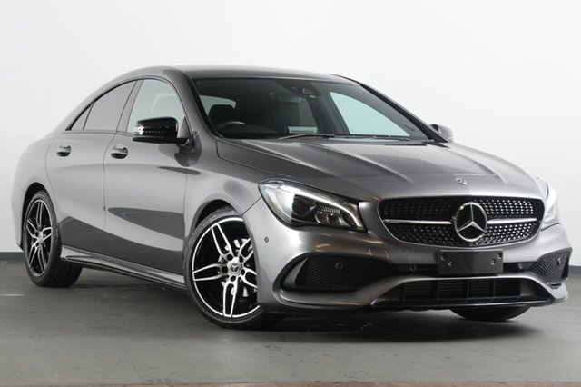 Used Mercedes-Benz CLA200 DCT, Southport, 2017 Mercedes-Benz CLA200 DCT Coupe