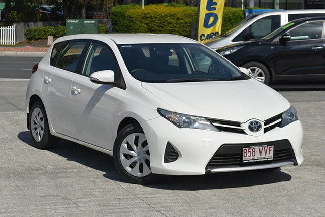Used Toyota Corolla Ascent S-CVT, Southport, 2013 Toyota Corolla Ascent S-CVT Hatchback