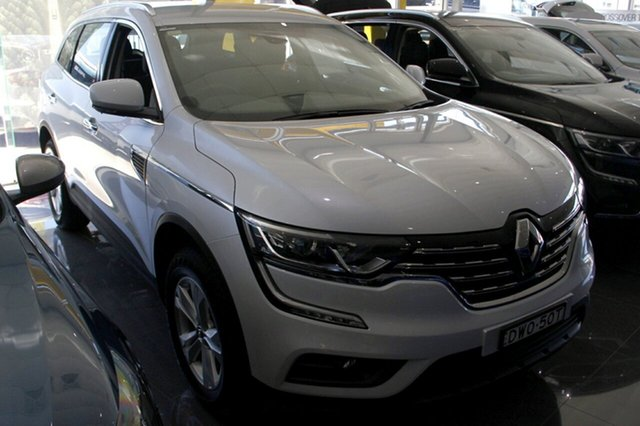 Demonstrator, Demo, Near New Renault Koleos Life X-tronic, Wickham, 2018 Renault Koleos Life X-tronic Wagon