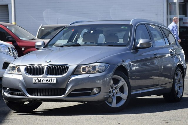 Used BMW 320d Lifestyle Touring Steptronic, Brookvale, 2012 BMW 320d Lifestyle Touring Steptronic Wagon