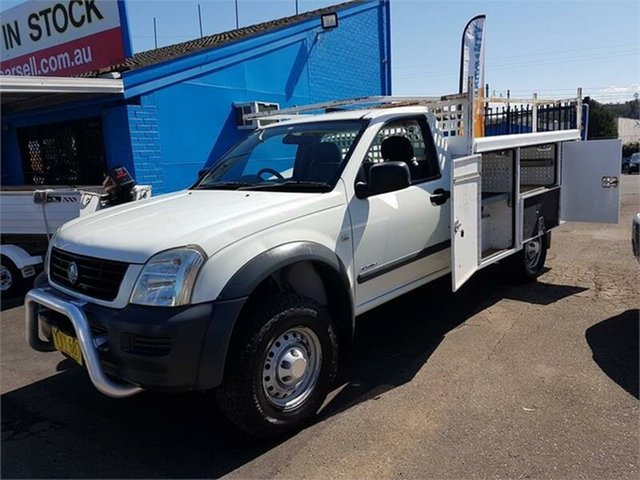 Used Holden Rodeo LT Crew Cab 4x2, Campbelltown, 2003 Holden Rodeo LT Crew Cab 4x2 Utility