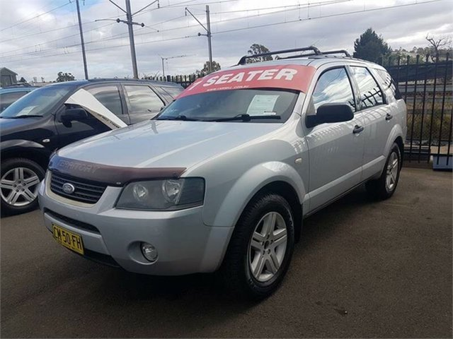 Used Ford Territory TS AWD, Campbelltown, 2006 Ford Territory TS AWD Wagon