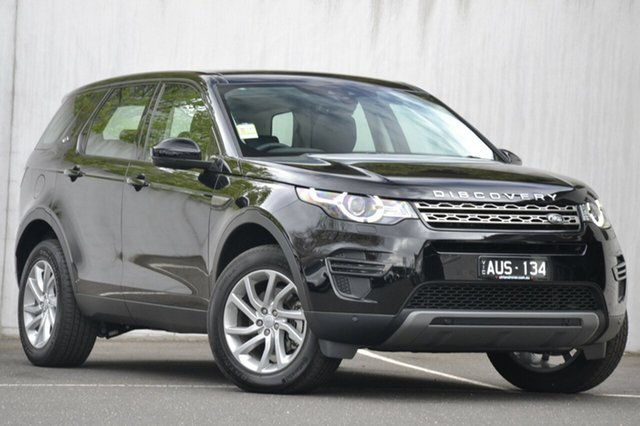 Discounted Demonstrator, Demo, Near New Land Rover Discovery Sport Si4 177kW SE, Malvern, 2018 Land Rover Discovery Sport Si4 177kW SE Wagon